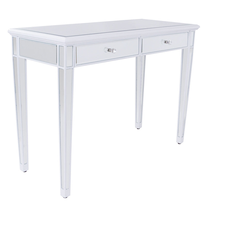 Emma Mirrored Vanity Desk