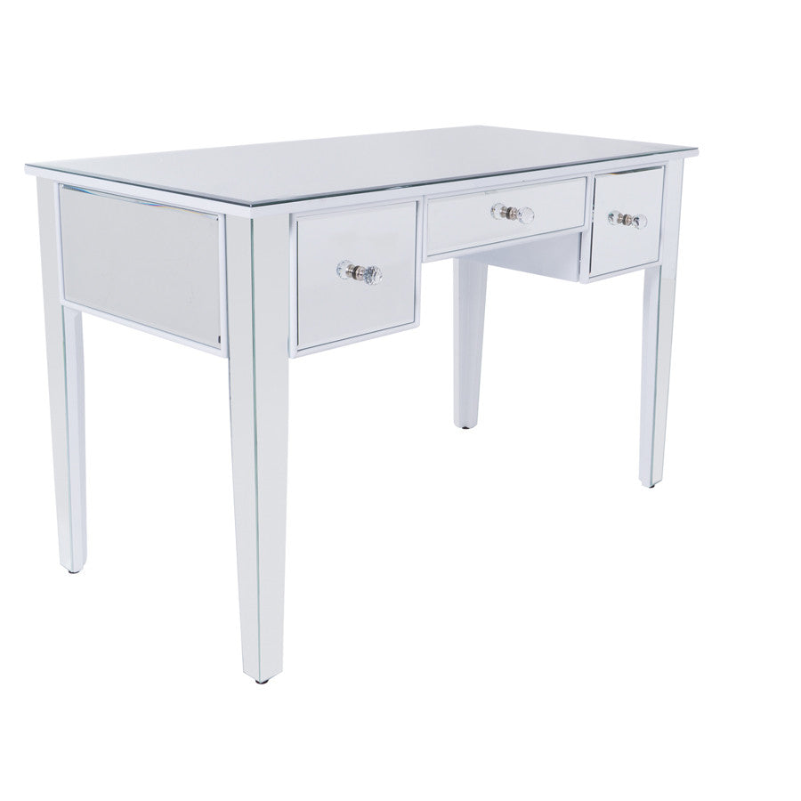 Gabrielle Mirrored Vanity Desk