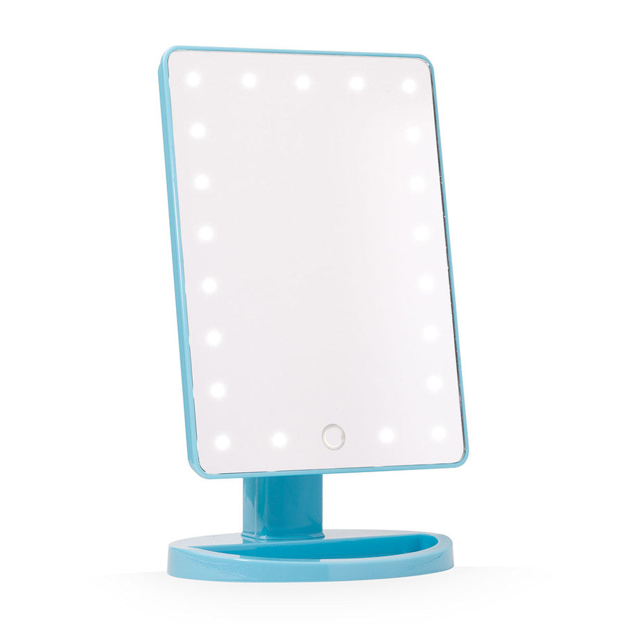 Touch 2.0 Dimmable LED Makeup Mirror in High Gloss