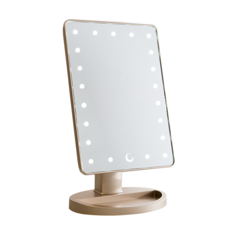 Touch 2 0 Dimmable Led Makeup Mirror In Matte