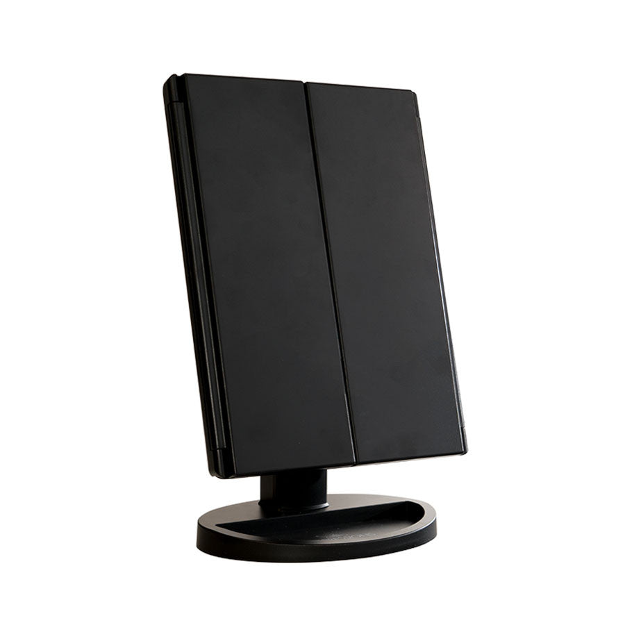 Impressions Vanity Touch Trifold Dimmable Led Makeup