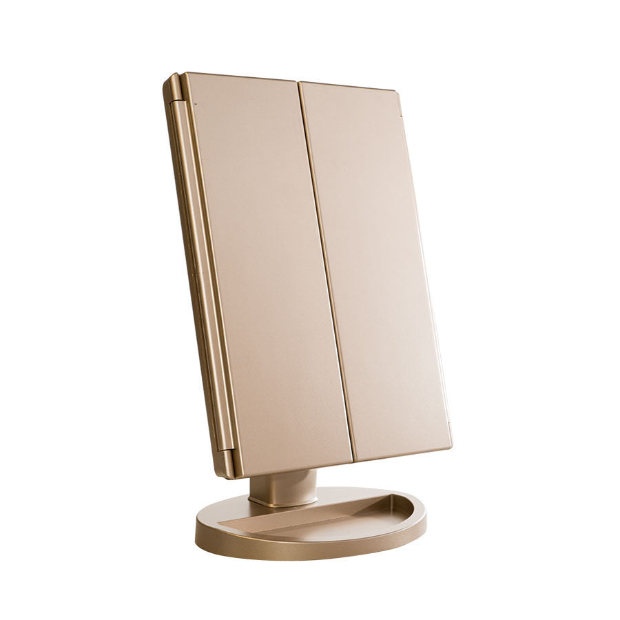 Impressions Vanity Touch 3 0 Trifold Dimmable Led Makeup