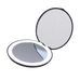 Infinity LED Compact Mirror