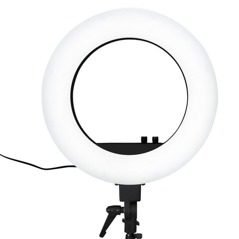 18-Inch DuoTone LED Vanity Studio Ring Light with Stand, Bag and Accessories