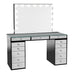 SlayStation® Pro 2.0 Mirrored Tabletop + Vanity Mirror + 5 Drawer Units Bundle