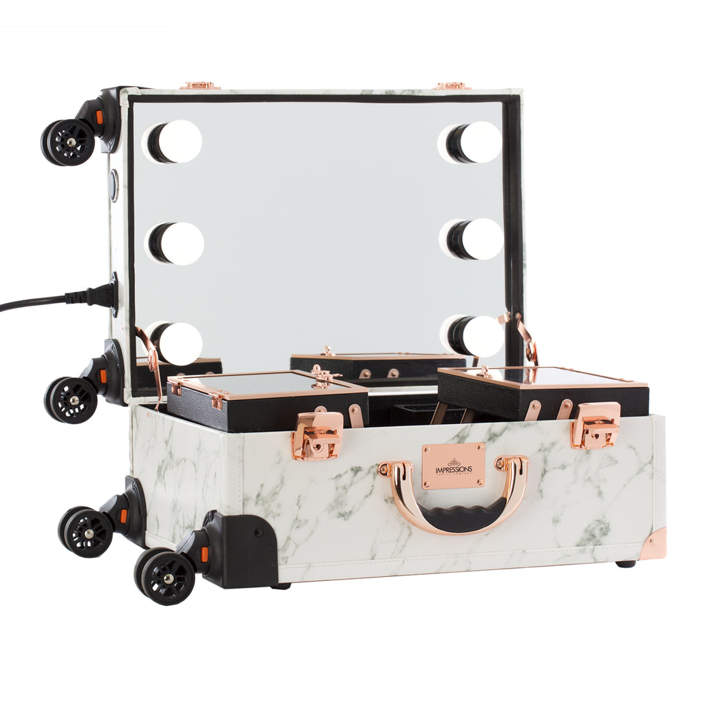 C'est La Vie Makeup Travel Case