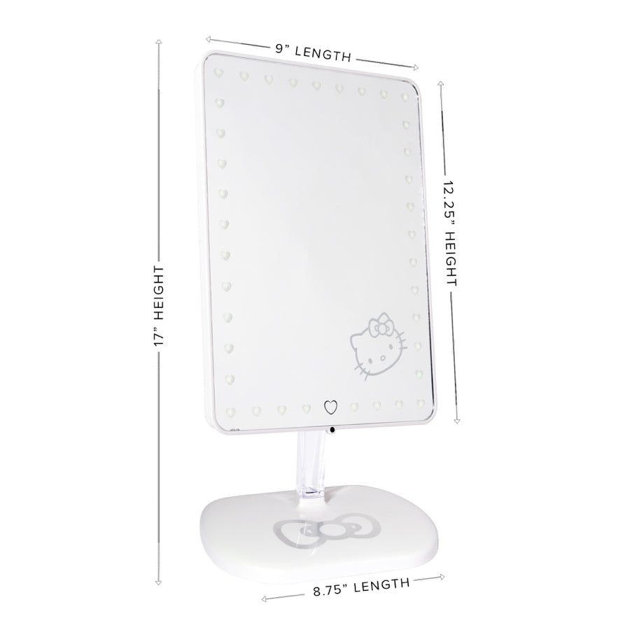 Hello Kitty Edition Touch Pro Led Makeup Mirror With