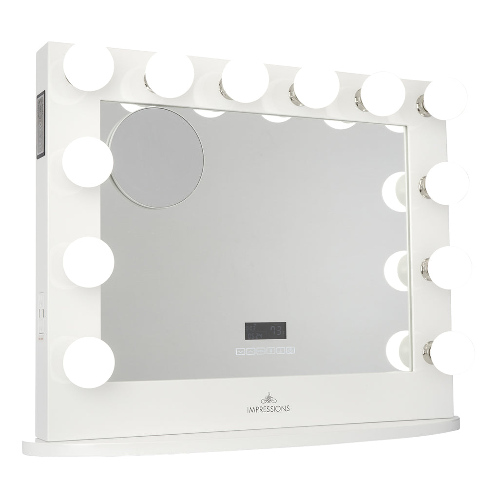 Hollywood Iconic Premiere Plus Vanity Mirror With