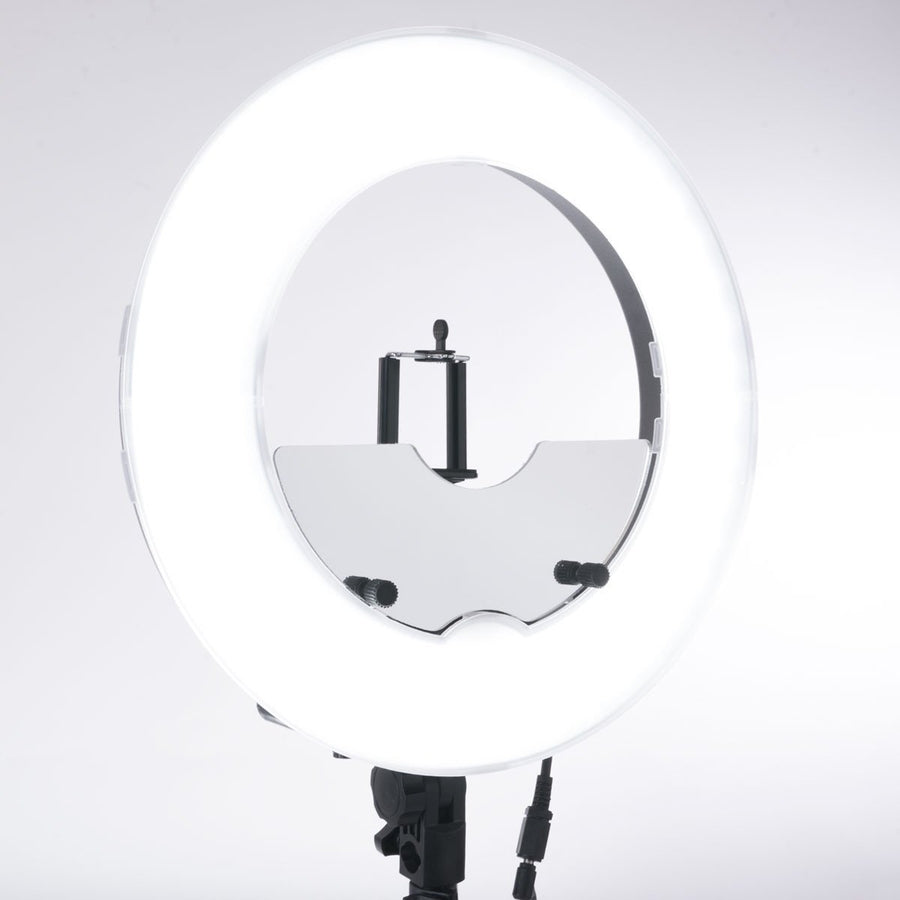 13 5 Inch Desktop Dimmable Led Vanity Studio Ring Light