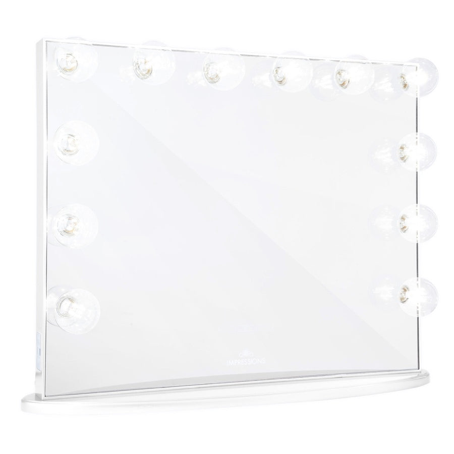 Hollywood Glow® Lite Plus Vanity Mirror (PRE-ORDER NOW. EXPECTED SHIP DATE: JUNE 30TH)