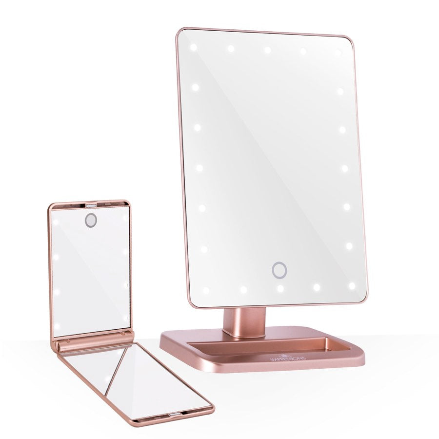 Touch The Set Touch Xl Amp Touchup Makeup Mirror Bundle