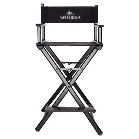 Foldable Professional Makeup Artist's Chair