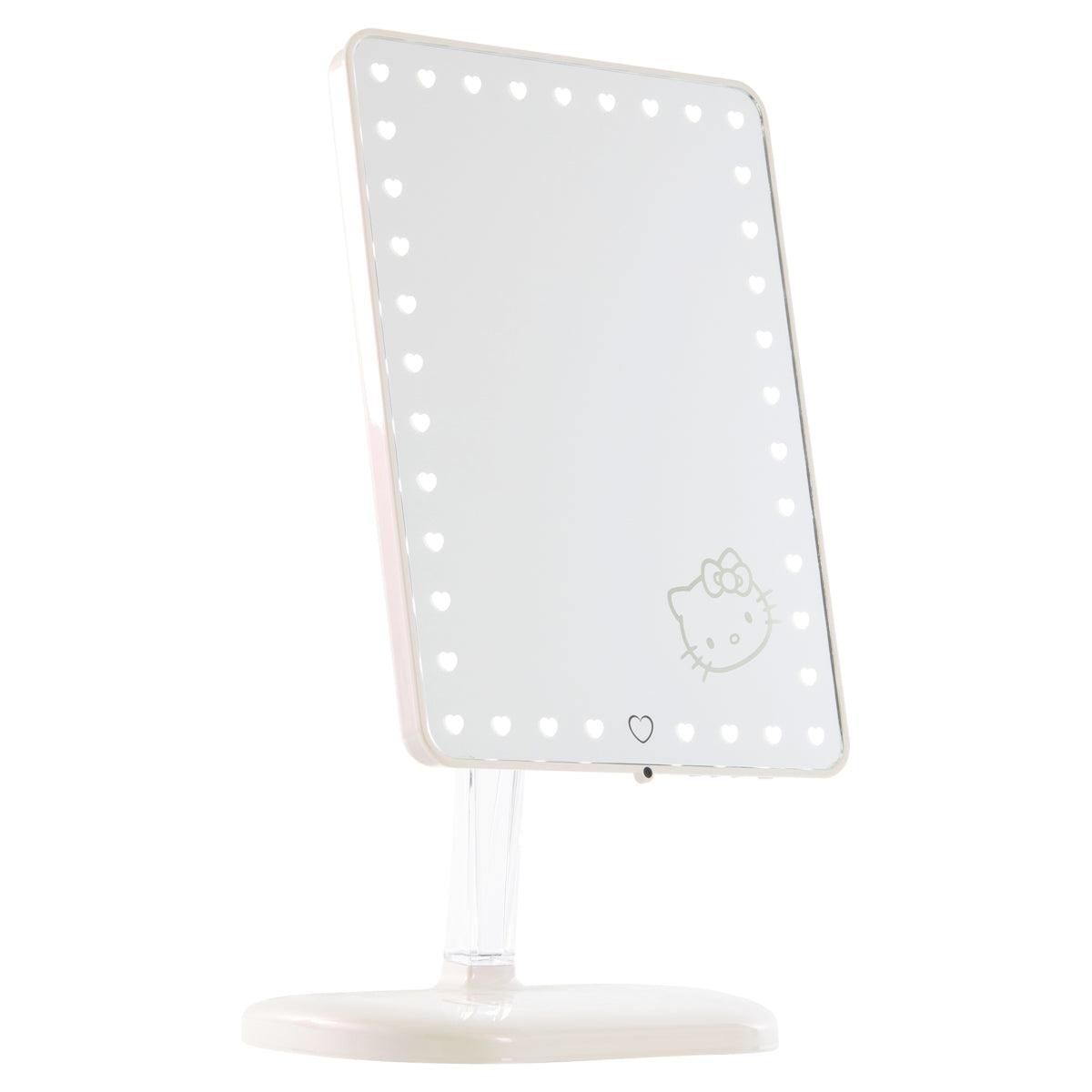 Hello Kitty Edition Touch Pro LED Makeup Mirror with Bluetooth  Audio+Speakerphone \u0026 USB Charger