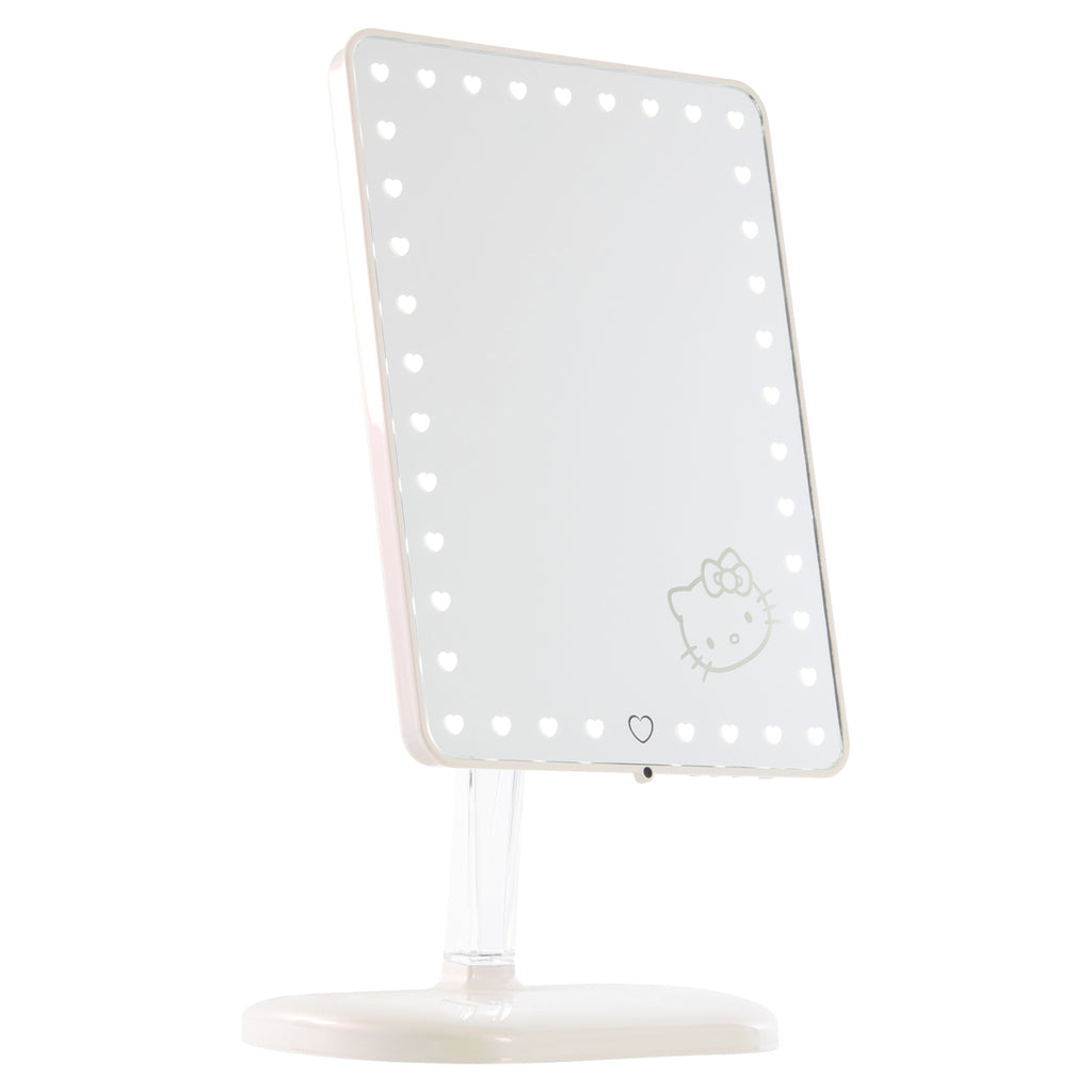 Hello Kitty Edition Touch Pro LED Makeup Mirror with Bluetooth Audio+Speakerphone & USB Charger