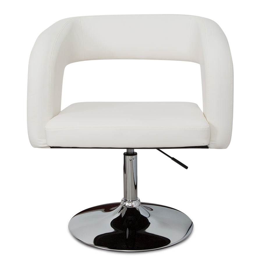 Fantastic Ronni Modern Vanity Chair Inzonedesignstudio Interior Chair Design Inzonedesignstudiocom