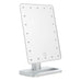 Touch XL Dimmable LED Makeup Mirror with Suction 5X
