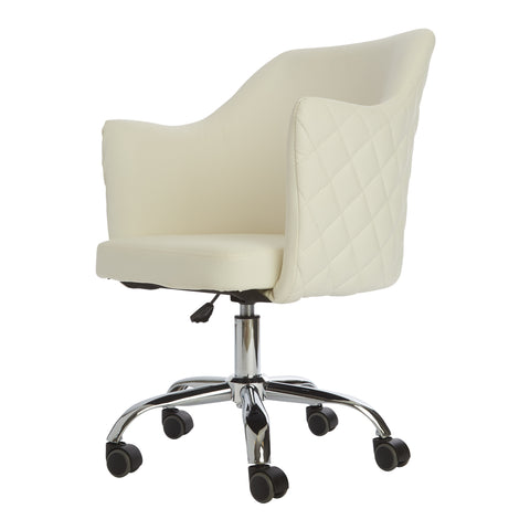 Coco Quilted Vanity Chair