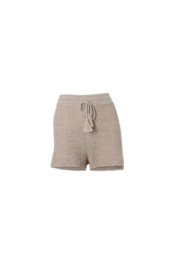 INDIAN SUMMER CO - DAY DREAM SHORTS // ALMOND