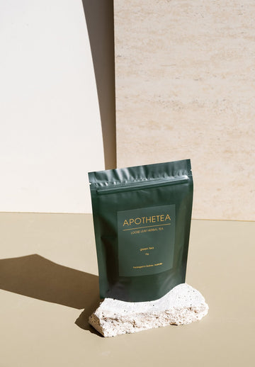 APOTHETEA - ORGANIC GREEN TEA