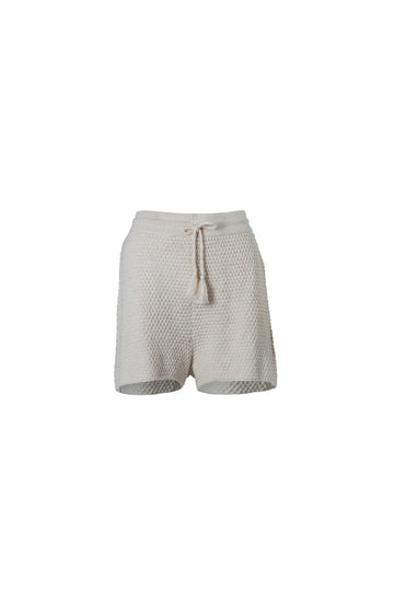 INDIAN SUMMER CO - DAY DREAM SHORTS // NATURAL