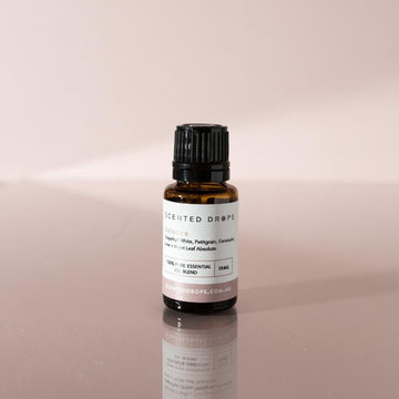 SCENTED DROPS - BALANCE PURE ESSENTIAL OIL BLEND