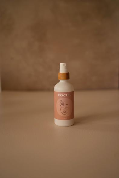 HIPPIE LANE HEALING MIST SPRAY - FOCUS