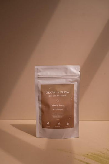 HIPPIE LANE - GLOW 'N FLOW MATCHA MIX
