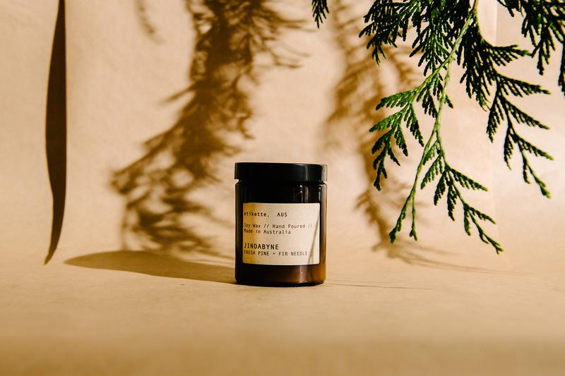 ETIKETTE CANDLES - JINDABYNE 175ML