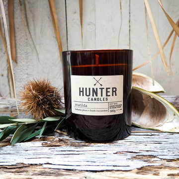 HUNTER CANDLES - MATILDA // KAKADU PLUM + BUSH CUCUMBER