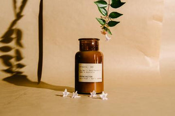 ETIKETTE CANDLES - MORNINGTON // WILD PEONY & POETS JASMINE