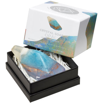 SUMMER SALT BODY - OPAL CRYSTAL SOAP