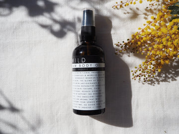 WILD RAW SKINCARE - BODY OIL