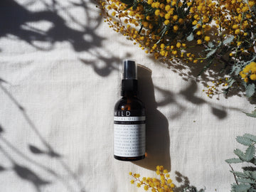 WILD RAW SKINCARE - FACIAL OIL