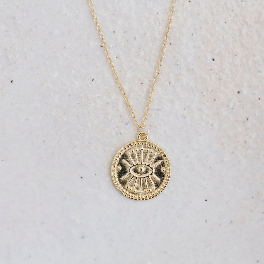 SUN SOUL - PROTECTOR NECKLACE