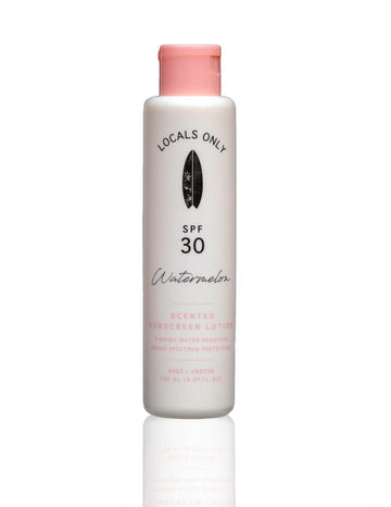 LOCALS ONLY - WATERMELLON SUNSCREEN