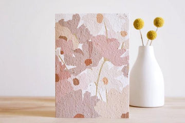 HELLO PETAL - POSEY BLOOMING CARD