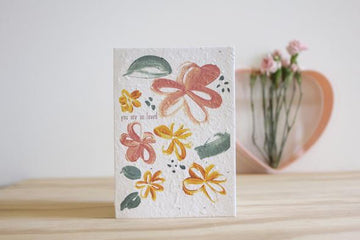 HELLO PETAL - YOU ARE SO LOVED CARD