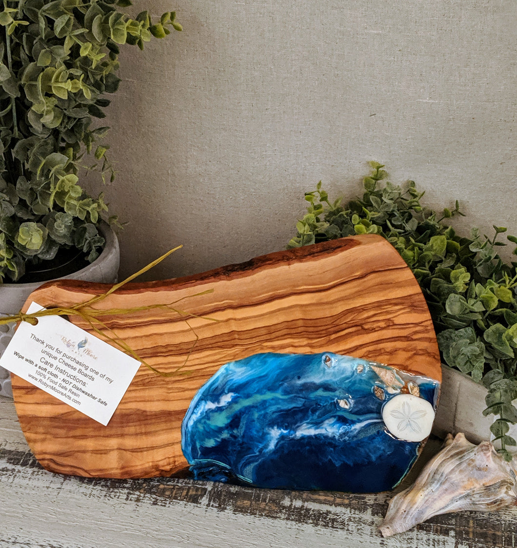 Cheese Board #25 - Sold