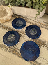 Coasters #43- Round Agate - Sold