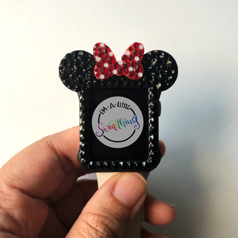 Original Mouse with Bow- Swarovski