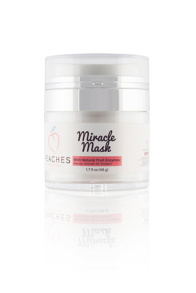 Peaches Miracle Mask