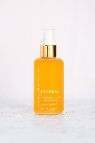 Leahlani Pamplemousse Cleansing Oil
