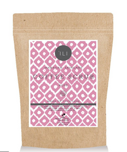 'ili Travel Size Coffee Scrubs