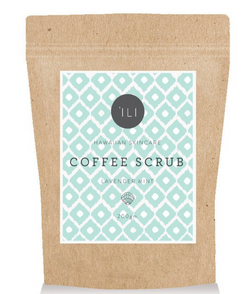 'Ili Hawaiian Coffee Scrub
