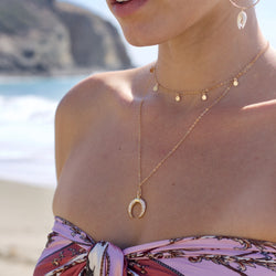 XO Hanalei Capri Necklace