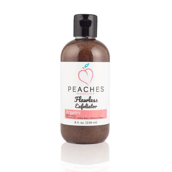 Peaches Flawless Exfoliator