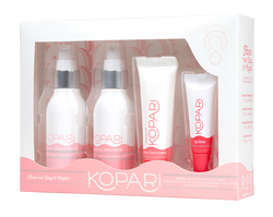 Kopari Face the Day and Night Kit