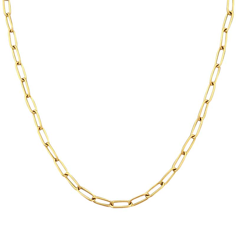 Linked Chain Necklaces