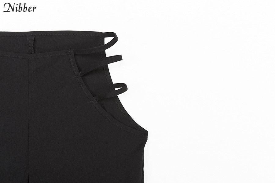 ADORE HOLLOW OUT PANTS