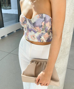 SUMMER FEELING BUSTIER TOP